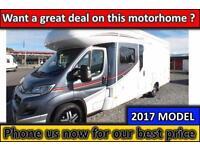 Auto-Trail Frontier Serrano *** NEW MODEL *** MANUAL 2017