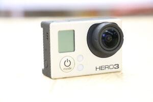 **MIGHTY** GoPro Camera, Hero3 Black Edition