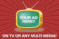 Do you need a TV Commercial created?