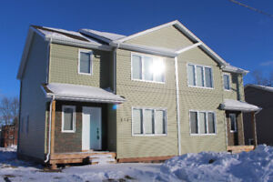 Newer Semi-Detached in Moncton close to Hospitals
