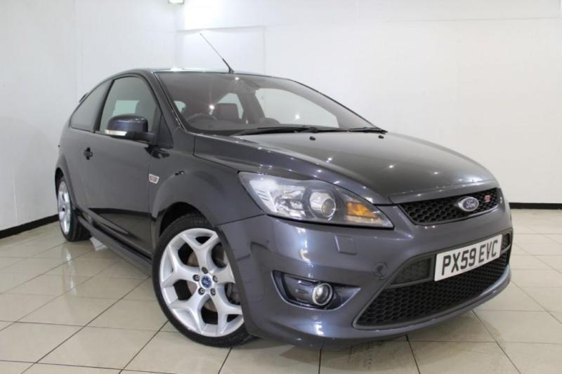 2009 59 FORD FOCUS 2.5 ST-3 3DR 223 BHP