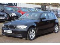 2010 60 BMW 1 SERIES 2.0 116D ES 5D 114 BHP DIESEL