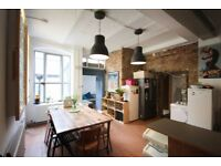 2 Amazing Rooms (ensuite) in a Shared Huge Converted Warehouse to let! ALL BILLS INC + GARDEN
