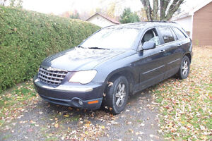 2007 Chrysler Pacifica Familiale