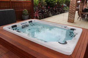 Bimini Luxury Exercise Spa | TRUCKLOAD SALE | Factory Hot Tubs