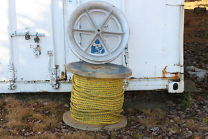 Greenlee cable pulling Rope