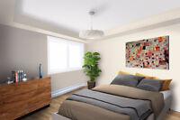 Appartements à louer 5 1/2 Promotion 1 mois gratuit