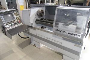 CNC Modren standard -17x40 lathe 220 volt