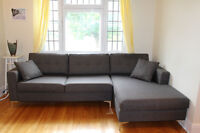 Sectional Sofa - Perfect Condition