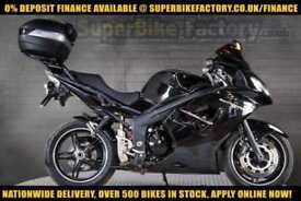 2011 11 TRIUMPH SPRINT ST 1050CC 0% DEPOSIT FINANCE AVAILABLE