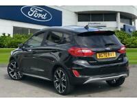 2020 Ford Fiesta 1.0 EcoBoost Hybrid mHEV 125 Active X Edition 5dr Hatchback Pet