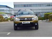 2017 DACIA DUSTER Dacia Duster 1.5 dCi [110] Ambiance Prime 5dr
