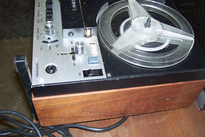YOUR CHOICE OF TWO  REEL TO REEL TAPE PLAYERS RECORDERS London Ontario image 6