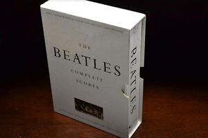 The Beatles book of Complete Scores, Every Song by the Beatles