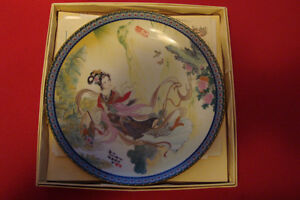 decorative asian ZHAO HUIMIN RED MANSION PLATEs Kingston Kingston Area image 2