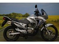 Honda XL650 Transalp 2006** 4171 MILES, SERVICE HISTORY, ENGINE BARS, H.I.S.S **