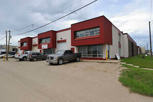 2850 & 2882 sq ft shop/warehouse/office space for lease