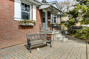 RENOVATED DETACHED BUNGALOW WITH FINISHED BASEMENT! NORTH YORK!