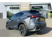2021 Lexus NX ESTATE 300h 2.5 5dr CVT (8in Nav) Auto SUV Petrol/Electric Hybrid
