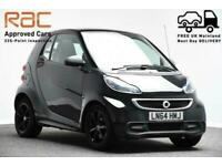 2014 64 SMART FORTWO *PANORAMIC ROOF* 1.0 GRANDSTYLE EDITION 2D 84 BHP