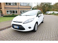 2011 Ford Fiesta 1.4 Style Petrol/Gas Left hand drive Lhd