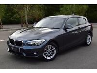 2015 65 BMW 1 SERIES 1.5 116D SE 3D AUTO 114 BHP DIESEL