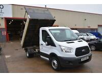 2.2 350 C/C DRW 2D 125 BHP MWB L2H1 DRW RWD MANUAL 1-WAY TIPPER 2015