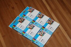 6 Pack Epson (T0781 - T0786) Replacement Ink Cartridges Kitchener / Waterloo Kitchener Area image 1