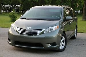 COMING SOON - 2011 TOYOTA SIENNA – LOADED, DVD, BLUETOOTH, ETC.