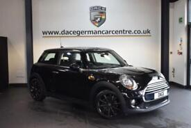 2014 14 MINI HATCH COOPER 1.5 COOPER D 3DR PEPPER PACK 114 BHP DIESEL