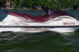 YAMAHA JET SKI, X800 WAVE RUNNER FOR SALE