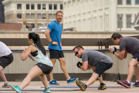 Evening and Lunch Hour Bootcamps