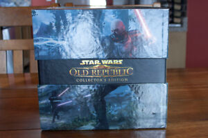 SWTOR Star Wars The Old Republic Collectors Edition
