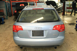 PARTING OUT AUDI A4 2006, 2.0T STANDARD, AWD 103km AVANTE