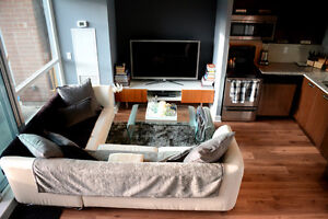 Rare 1BM 2 Bath loft in Liberty Village - Avail Sept 1
