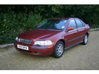 Volvo S40 2.0 Done 167513 Miles with a NEW MOT and SERVICE HISTORY