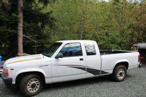 1996 Dodge Dakota Pickup Truck