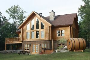 Cottage for rent with family and friend Fiddler Lake Resort