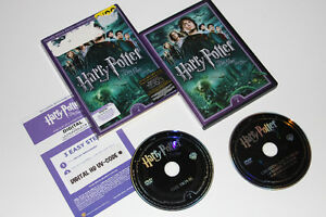 DVD-HARRY POTTER & THE GOBLET OF FIRE-FILM/MOVIE (0C20)