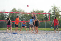 Tuesday Beginner REC Co-Ed Beach Volleyball! All levels welcome