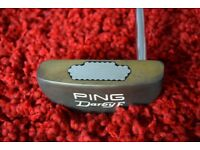 Ping Darby F Putter Isoforce Rare