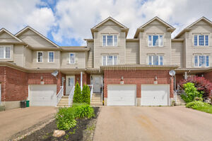 Completely Finished Freehold Townhome in Huron Village