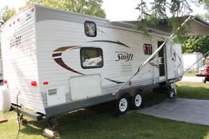 2014 Jayco Jay Flight Swift 267BHS