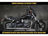 2014 14 TRIUMPH SPEEDMASTER 865CC 0% DEPOSIT FINANCE AVAILABLE