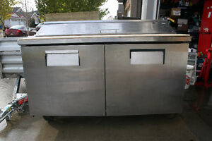 TRUE Used Prep Table for sale