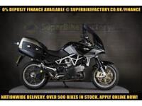 2012 12 APRILIA MANA 850 GT ABS 850CC 0% DEPOSIT FINANCE AVAILABLE