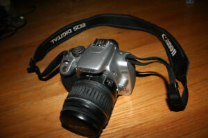 Canon rebel xti eos