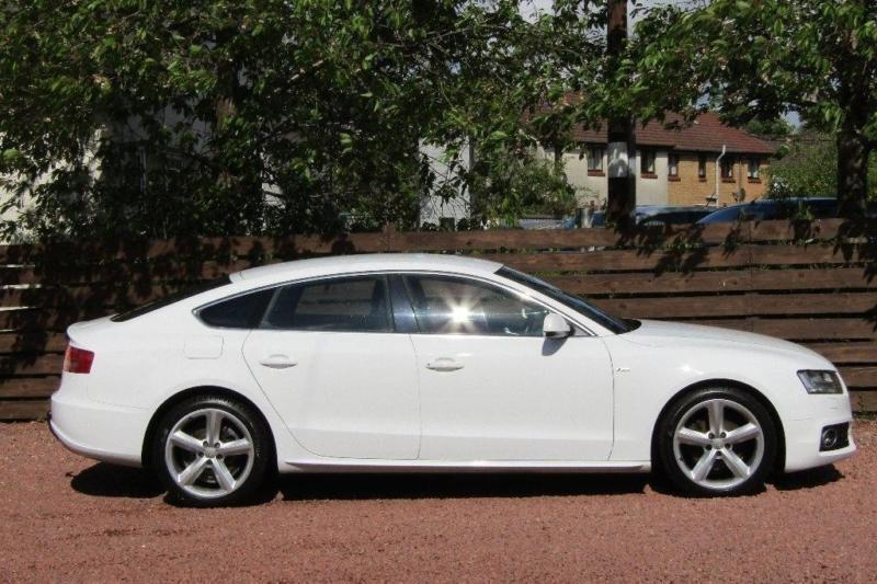 2011 Audi A5 2.0 TDI S Line Sportback