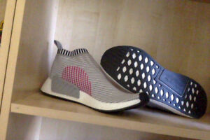 NMD CS2 - Shock Pink // Grey