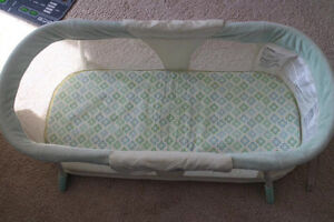 fold baby bed